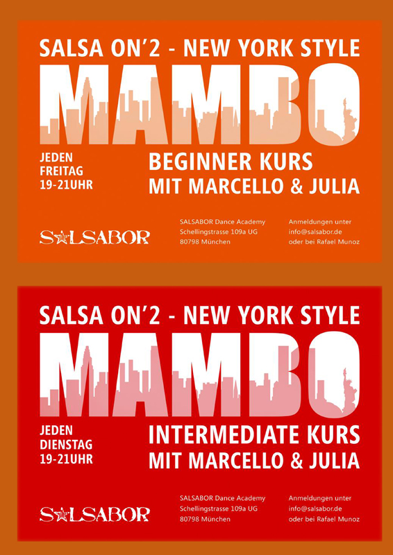 Mambo Beginner & Intermediate