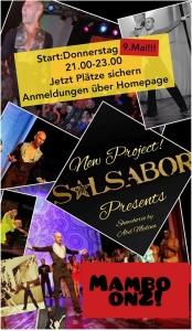 Salsa On 2 Choreo @ Salsabor Dance Academy | München | Bayern | Deutschland