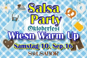 Wiesn Warm Up Salsa Party @ Salsabor Dance Academy | Pequannock Township | New Jersey | USA