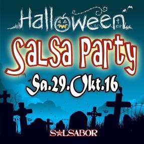 Halloween Party im Salsabor @ Salsabor Dance Academy | München | Bayern | Deutschland