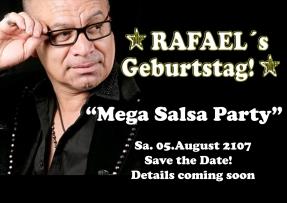 Rafael Geburtstag´s Party @ Salsabor Dance Academy | München | Bayern | Deutschland