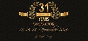 Salsabor 31. Anniversary / 1988 - 2019 @ Salsabor Dance Academy | München | Bayern | Deutschland
