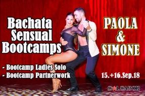 Bachata Sensual Bootcamp / Choreos