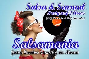 Salsamania @ Salsabor Dance Academy