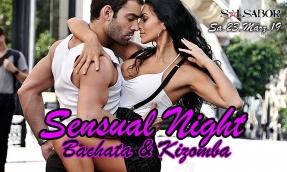 Salsabor Sensual Night / 1° Edition @ Salsabor Dance Academy