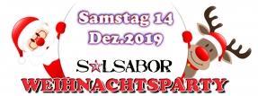Weihnachtsparty im Salsabor @ Salsabor Dance Academy
