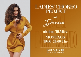 Ladies Choreo Project mit Denisa